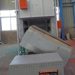 翻转式高锰钢淬火炉