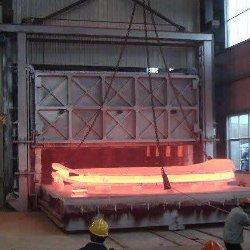 河南用户定制蓄热式封头锻造加热炉